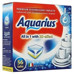 AQUARIUS All in 1 таблетки