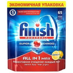 Finish All in 1 таблетки (лимон)