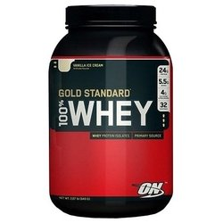 Optimum Nutrition 100% Whey Gold Standard (907-943 г)