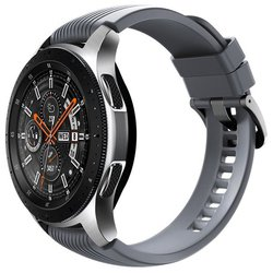Samsung Galaxy Watch (46 mm) (серебристый)