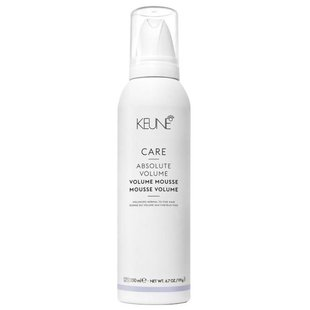 Keune мусс Care Absolute Volume