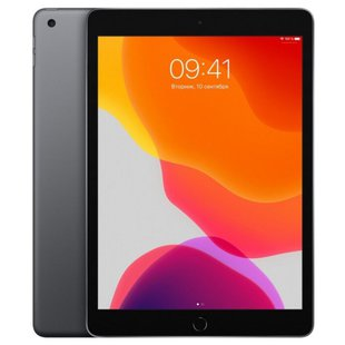 Apple iPad (2019) 128Gb Wi-Fi (серый)