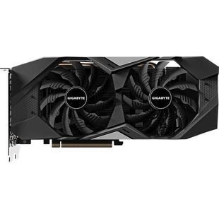 Gigabyte GeForce RTX 2060 Super 1650Mhz PCI-E 3.0 8192Mb 14000Mhz 256 bit HDMI HDCP WindForce 8G (GV-N206SWF2-8GD) RTL