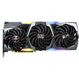 MSI GeForce RTX 2070SUPER 1800Mhz PCI-E 3.0 8192Mb 15500Mhz 256 bit HDMI HDCP GAMING Z TRIO (RTX 2070 SUPER GAMING Z TRIO) RTL