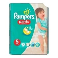 Pampers Pants 5 (12-18 кг) 15 шт.