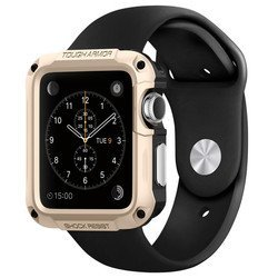 Чехол для Apple Watch 42мм Spigen Tough Armor (SGP11502) (шампань)